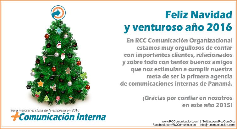 Tarjeta Navidad 2015-2016 - Mediana